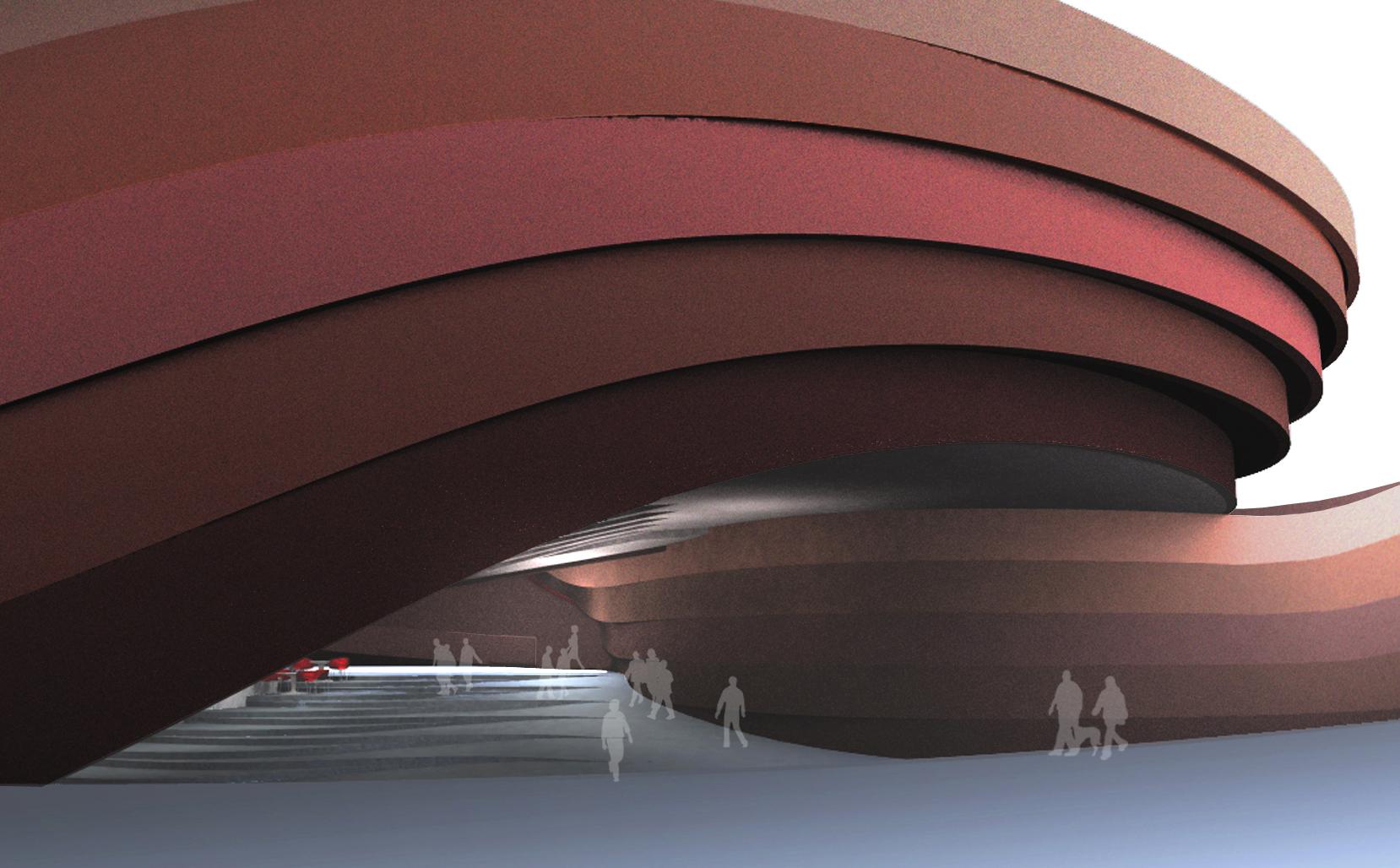 Design Museum Holon. Photo: courtesy