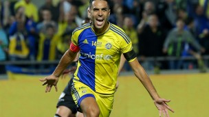 Photo of Eran Zahavi courtesy of Maccabi Tel Aviv Official Website