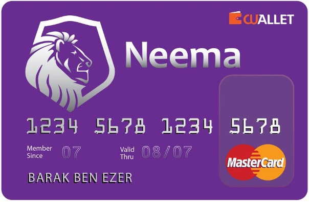 Neema debit card saves time and money for foreign workers. Photo courtesy