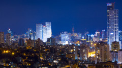 Hot summer nights in Tel Aviv. Photo by www.shutterstock.com