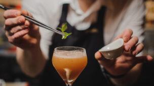 Award-winning cocktail. Photo via Shutterstock
