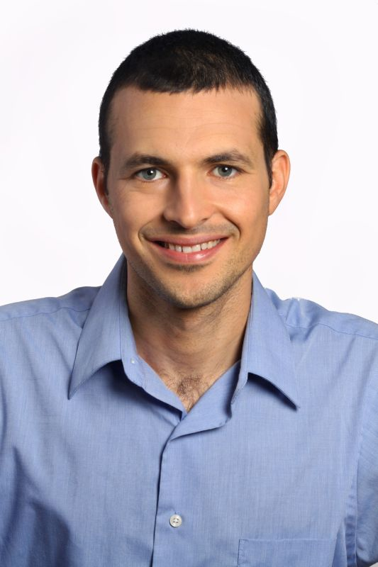 Minute Media VP-growth and content Matan Har. Photo: courtesy