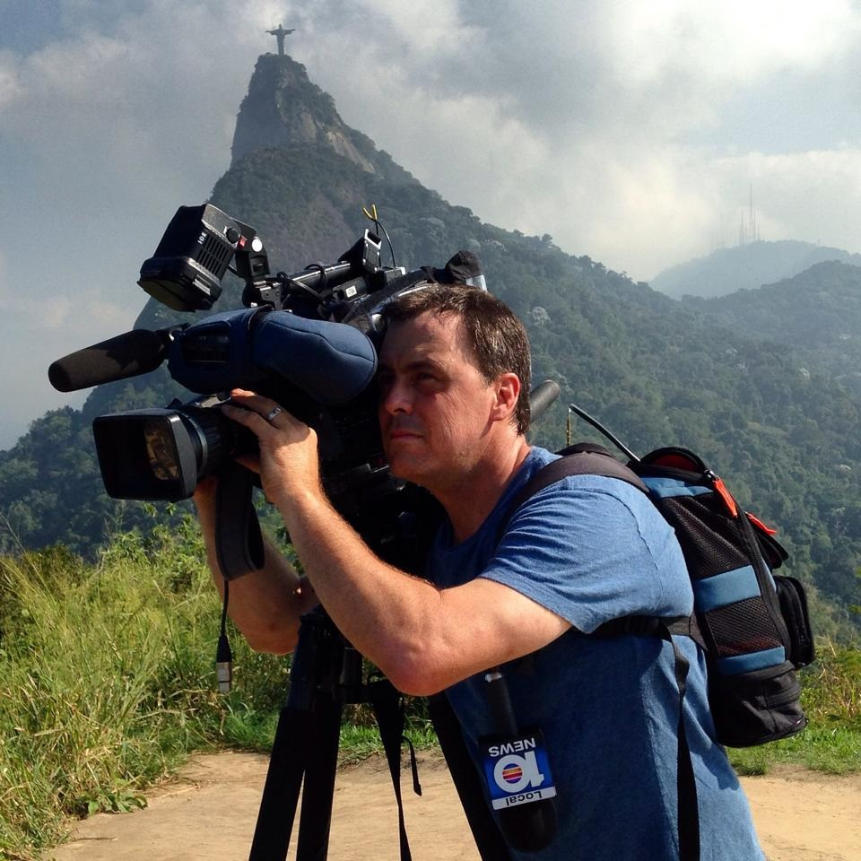 LiveU is ready to capture the action in Brazil. Photo: courtesyLiveu in Brazil ; Courtesy