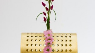 Photo of Ikebana Vase courtesy of Studio Omer Polak