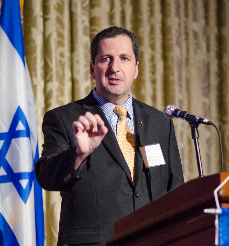 Prof. Yaakov Nahmias, cofounder and head of research for SuperMeat. Photo: courtesy