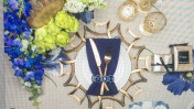 A Tammy Carmona place setting. Photo: courtesy