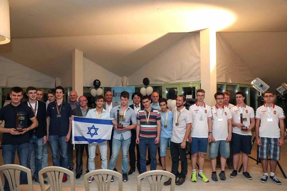 European Youth U18 Team Chess Championship 2016 in Celje, Slovenia. Photo via European Chess Union/Facebook