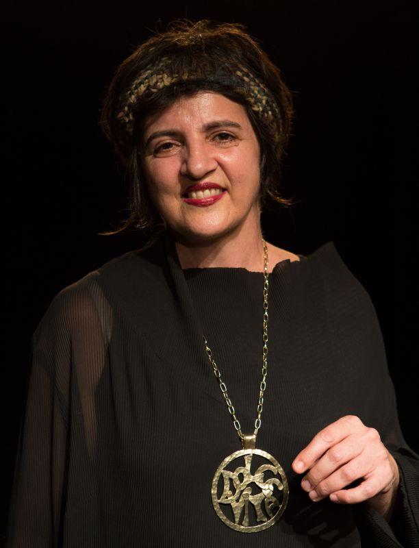 Rana Choir member Irit Aharoni. Photo by Noa Ben Shalom
