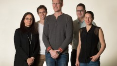 Kaltura executive team includes Dr. Michal Tsur, cofounder President and Chief Marketing Officer Dr. Shay David, cofounder and Chief Revenue Officer Ron Yekutiel, cofounder Chairman and Chief Executive Officer, Eran Etam, cofounder and Chief Technology Officer Dr. Naama Halevi, Chief Financial Officer. Photo courtesy