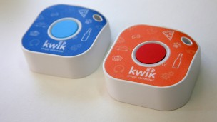 Kwik buttons make reordering fast and easy. Photo: courtesy