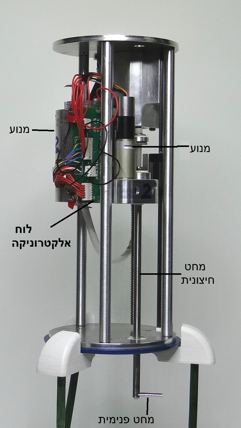 Robot intended for the removal of brain tumors. Photo courtesy