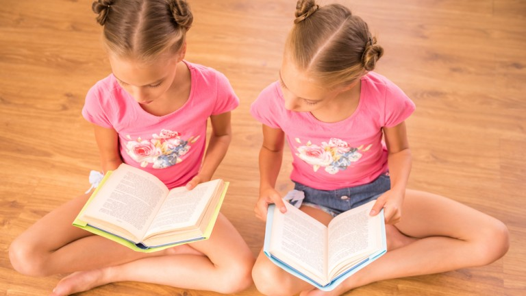 Teachers at the Mevoot Be'er Tuvia Elementary school will be seeing double when the new school year begins. Photo by Shutterstock