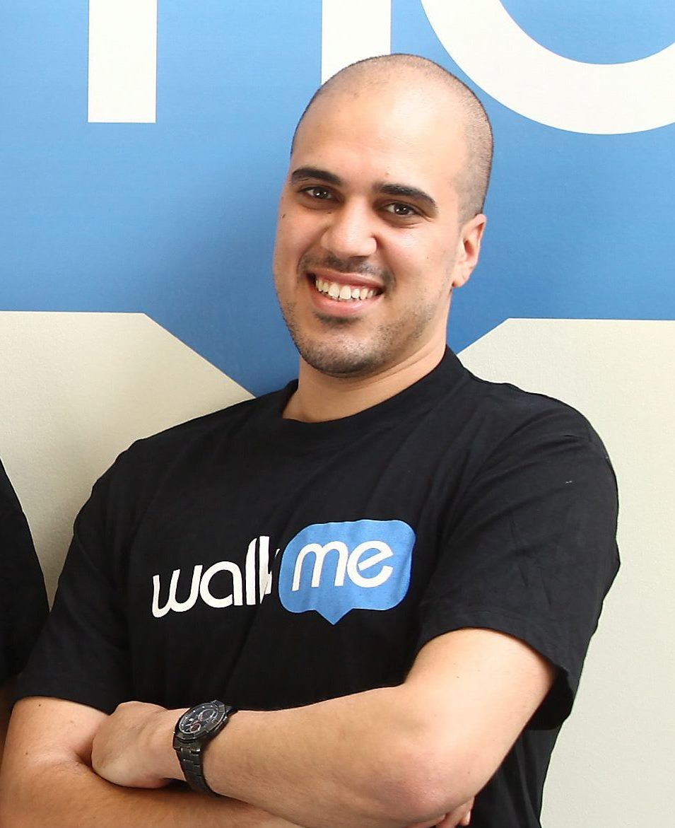 WalkMe CEO Dan Adika. Photo: courtesy