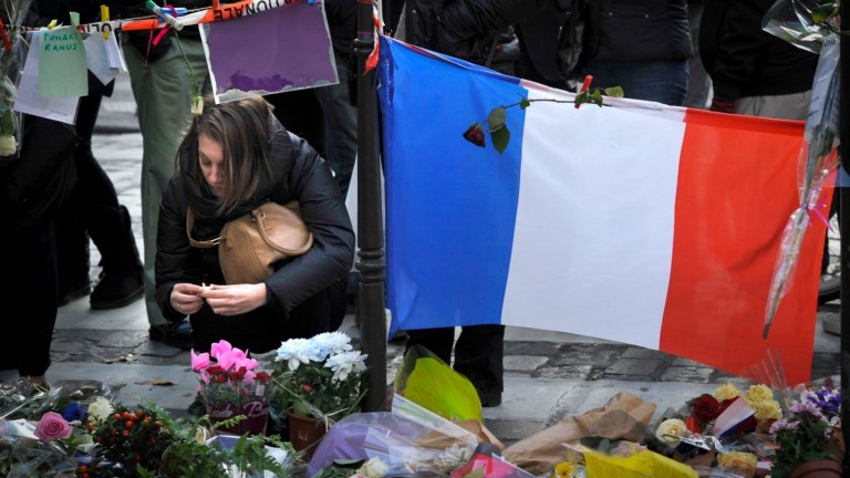The Israel Trauma Coalition has trained French clinicians to provide trauma treatment and coping skills in Paris following a series of terror attacks. Photo by Serge Attal/FLASH90