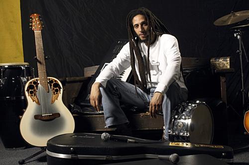Julian Marley. Photo courtesy
