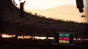 Rio stadium for 2016 Olympics. Photo via instagram.com/rio2016