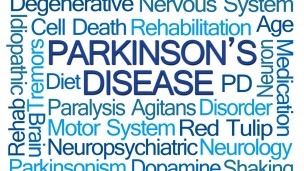 Parkinson's disease illustration via Shutterstock.com
