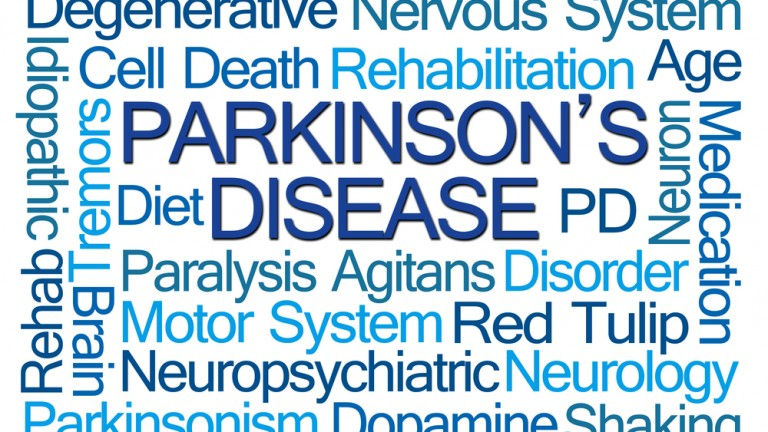 Parkinson's disease illustration via Shutterstock.com