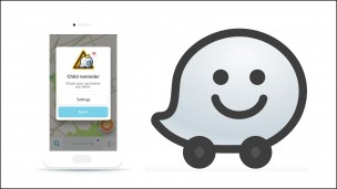 Waze releases new Child Reminder alert. Photos courtesy