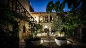 Alegra Boutique Hotel in Ein Karem, Jerusalem. Photo: courtesy