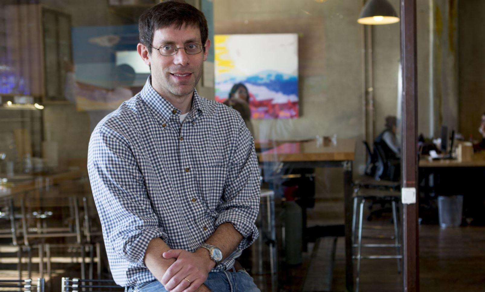 Ben Wiener, managing partner of Jumpspeed Ventures. Photo by Brian Doben
