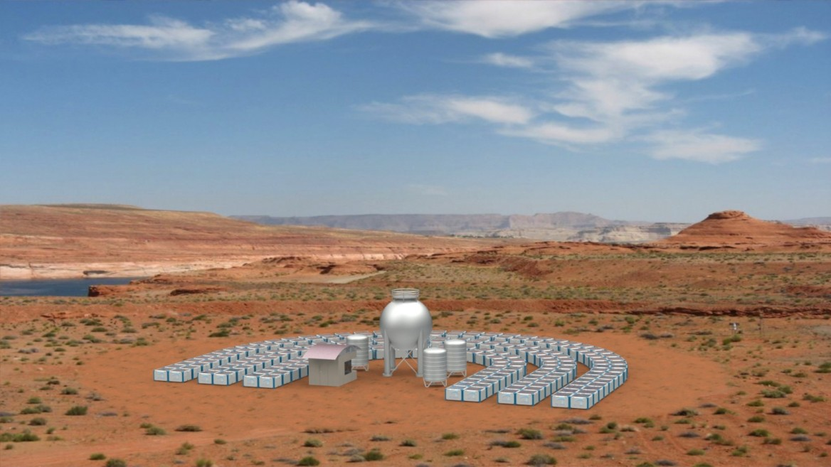 Solar Powered Desalination Cuts Energy Costs By 90
