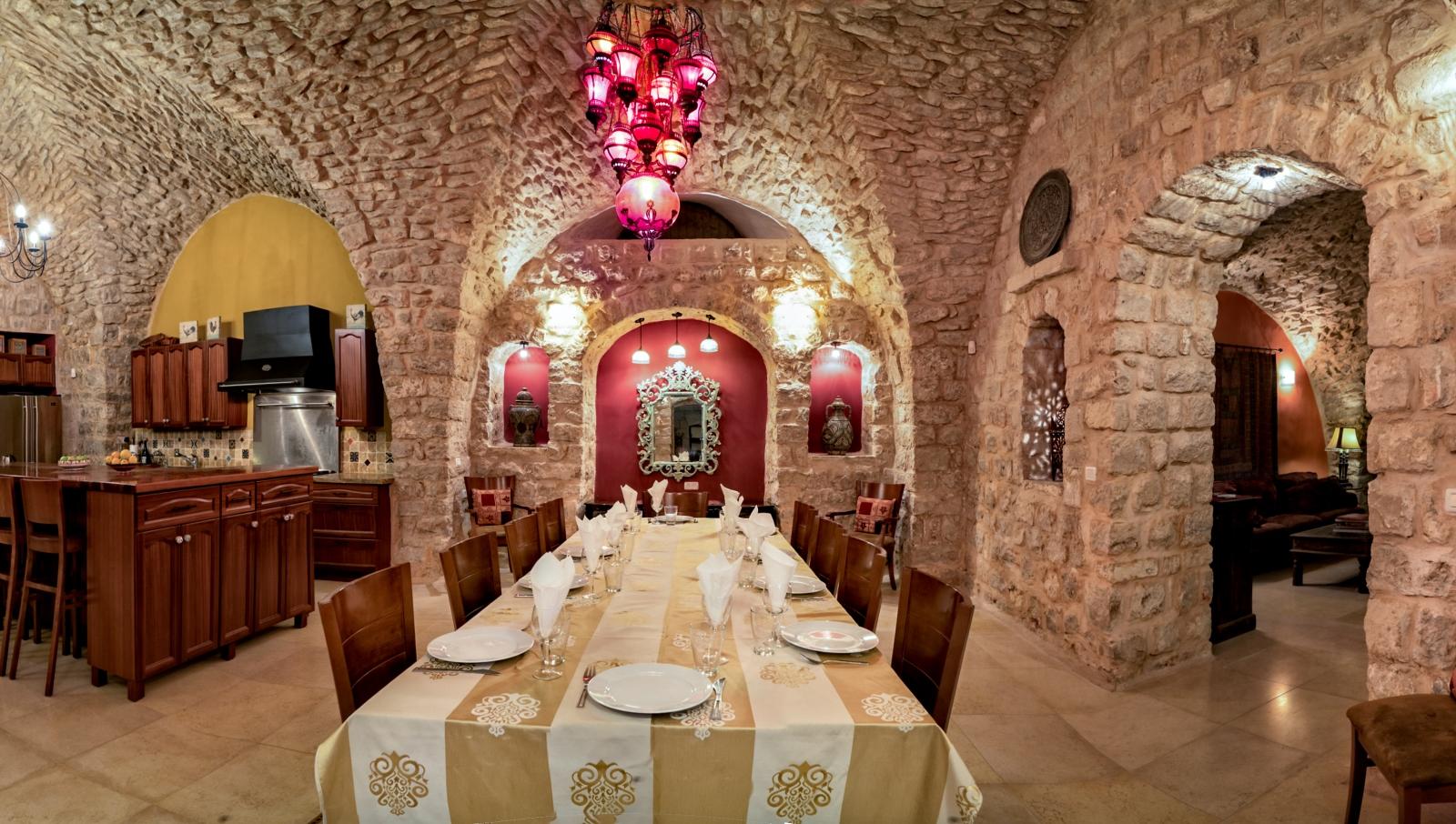Villa Tiferet offers a heritage setting for short-term stays. Photo by Jordan Polevoy