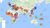 Track Israeli aid all over the world with the ISRAEL21c Israel Aid Map.