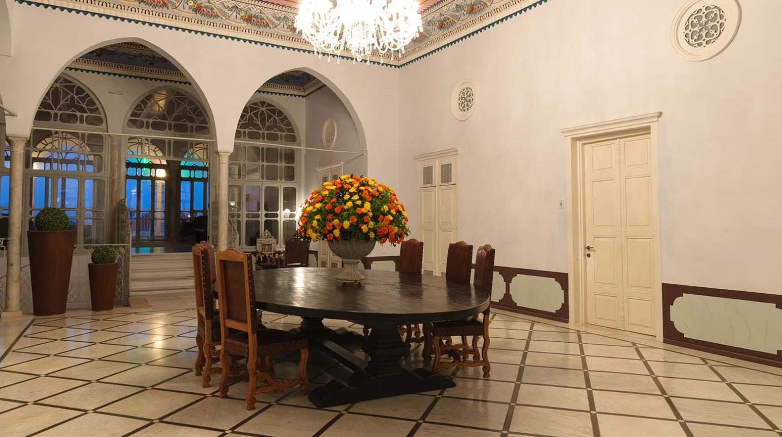 Efendi Hotel in Acre. Photo: courtesy