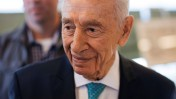 Former Israeli president Shimon Peres in June this year. Photo by Ben Kelmer/FLASH90