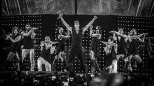 Ricky Martin brings his One World Tour to Tel Aviv. Photo via rickymartinmusic.com