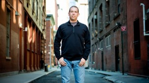 Outbrain cofounder Yaron Galai is among prominent Israelis on the NYC tech scene. Photo: courtesy
