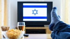 Israeli TV shows are screened across the globe. Photo via Shutterstock.com