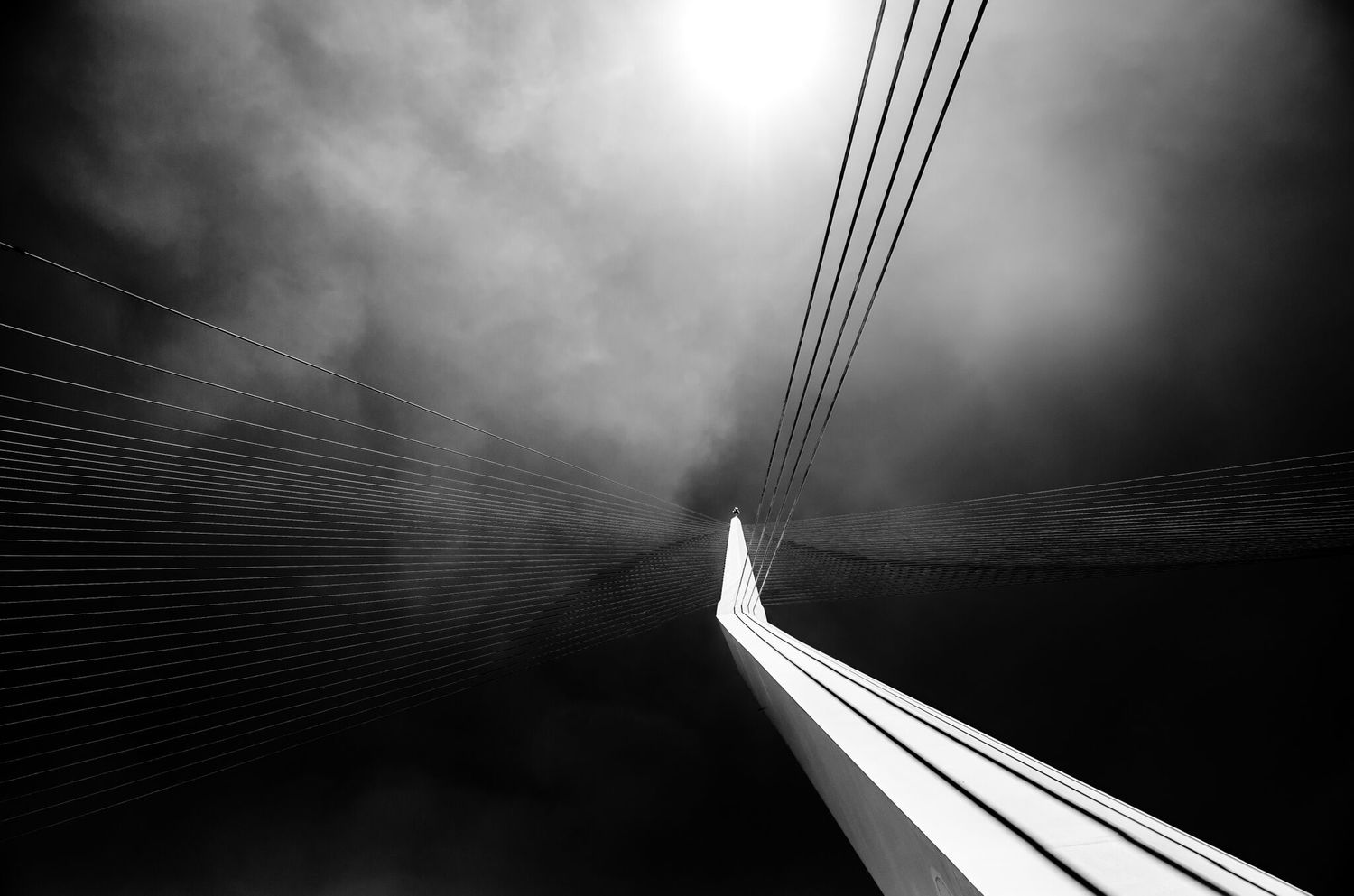 """Calatrava Bridge"" by Dor Kedmi"