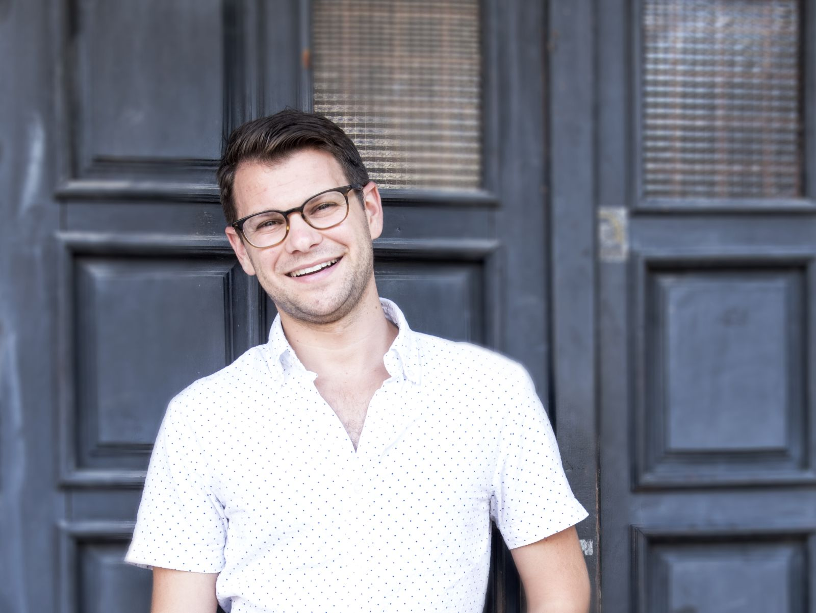 Daniel Rubin, cofounder of the Pub Hub. Photo: courtesy