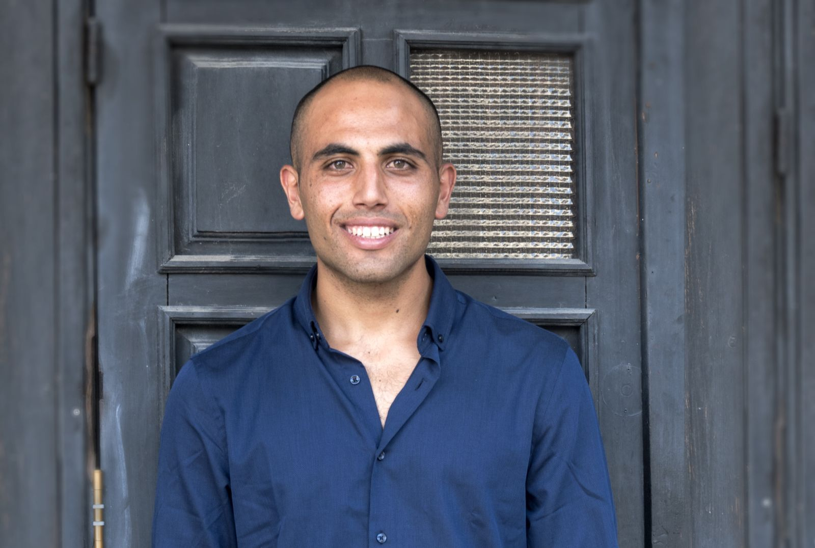 Doron Maman, cofounder of the Pub Hub. Photo: courtesy