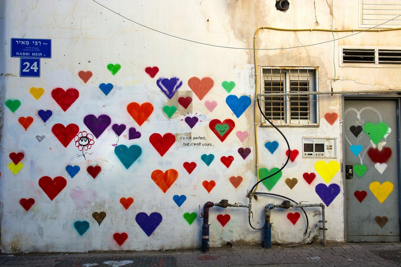 """""""Hearts"""" by Mario Troiani"""