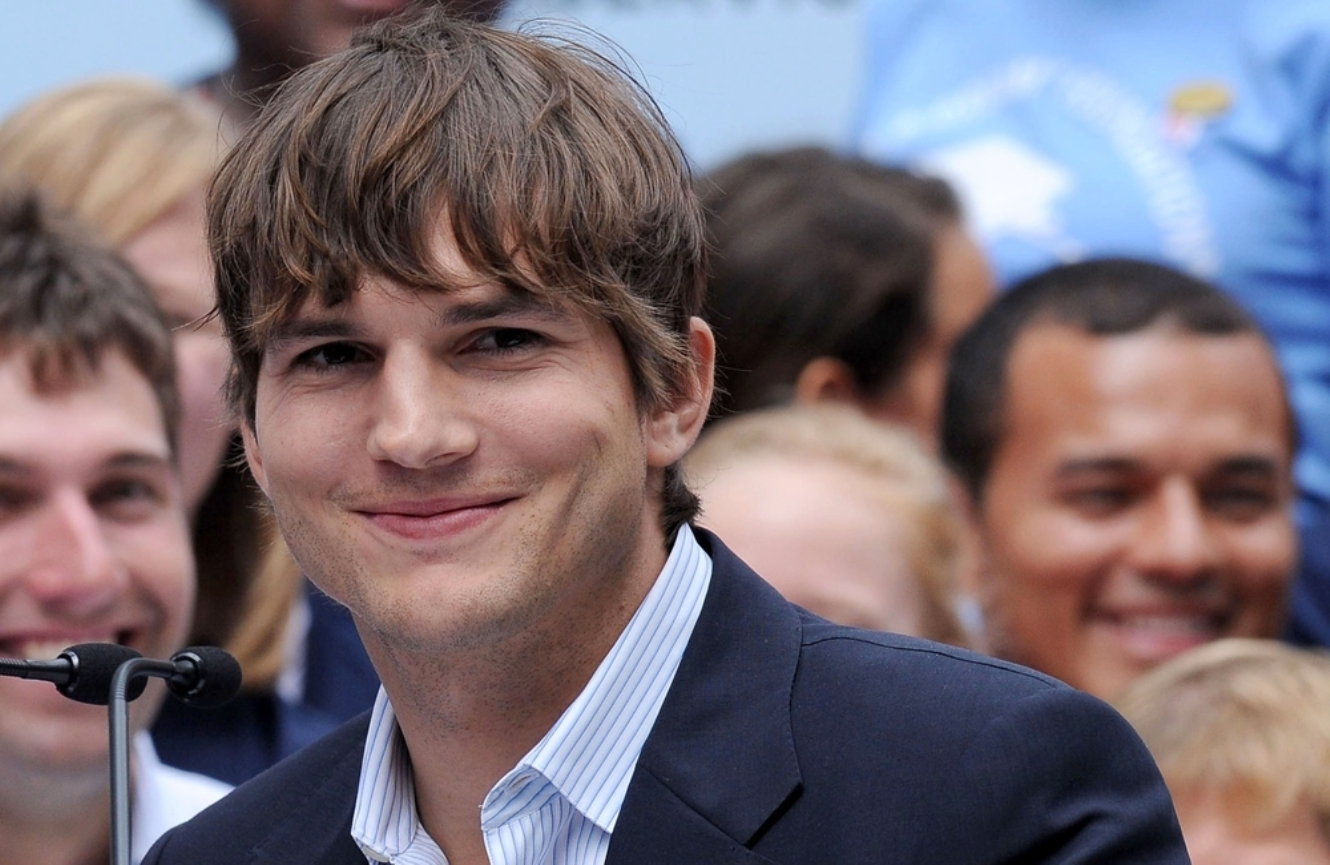 Ashton Kutcher photo by Everett Collection/Shutterstock.com
