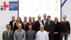 Nine Israeli mobile medical startups were among 15 finalists at the fifth annual Medica App Competition in Dusseldorf. Photo courtesy of UpRight