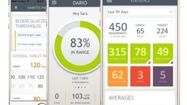The Dario app. Photo: courtesy