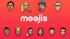 Moojis are personalized emojis. Image: courtesy