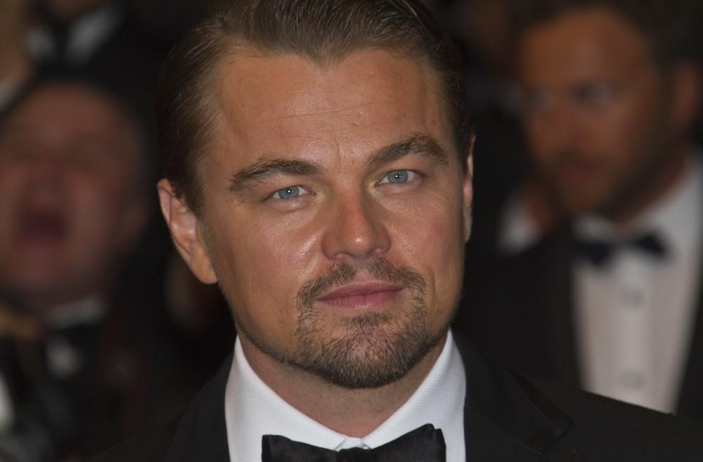 Leonardo DeCaprio. Photo by Shutterstock.com