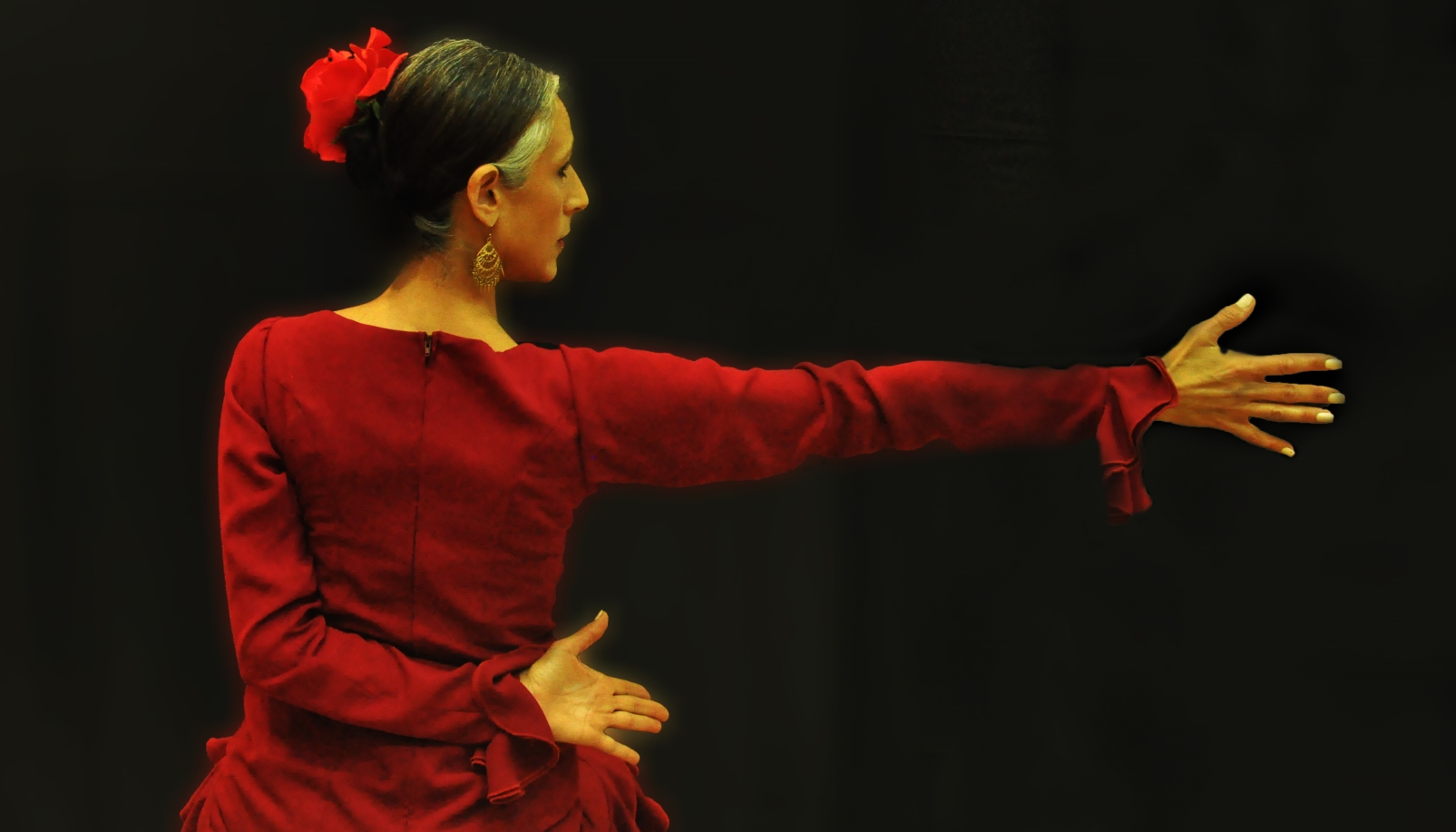 The Flamenca Studio is taking part in Zaza: Festival-on-Wheels. Photo by Mazal Levy