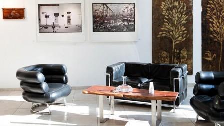 Diaghilev Live Art Boutique Hotel. Photo: courtesy