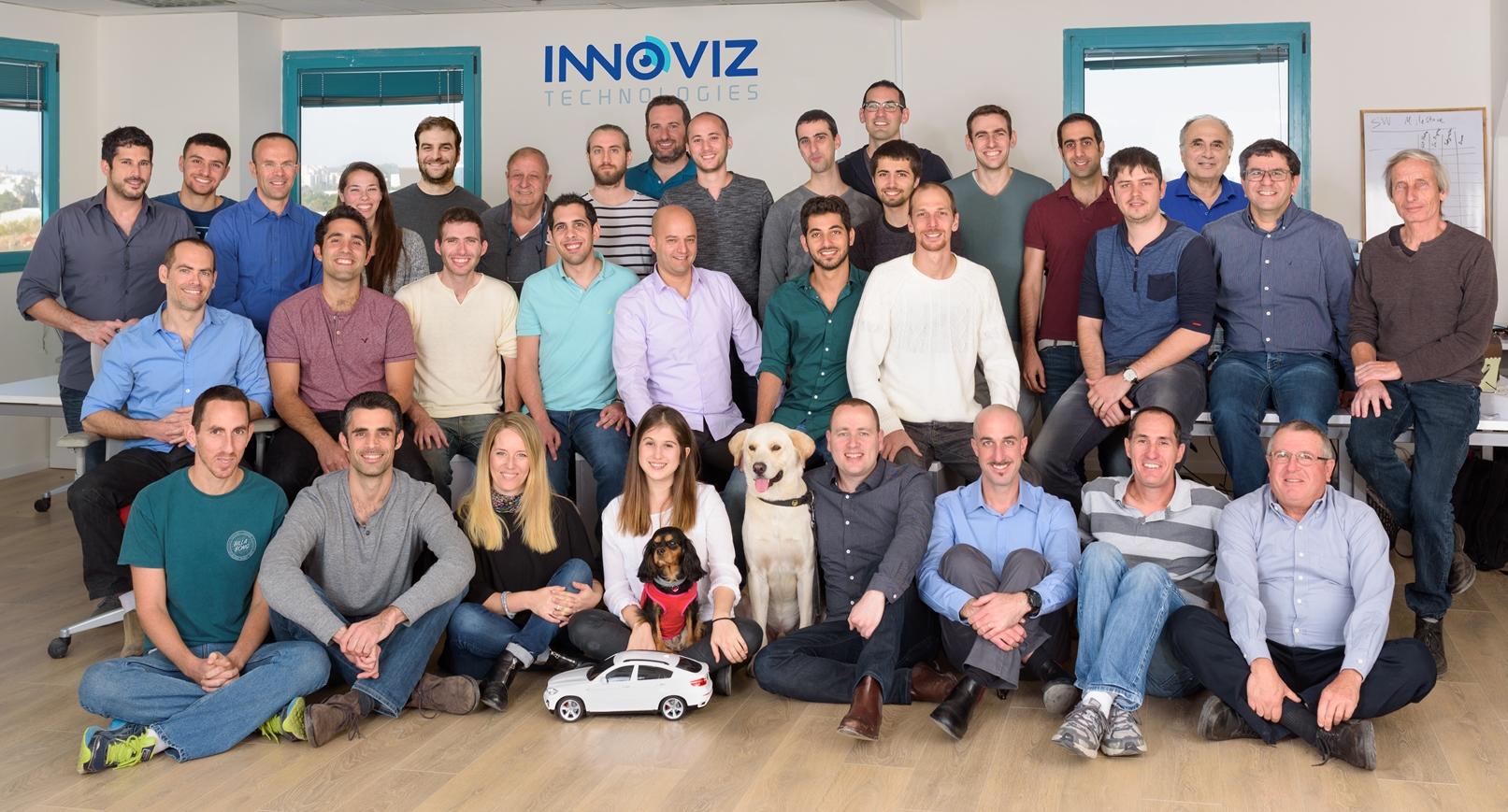 The Innoviz team. Photo: courtesy