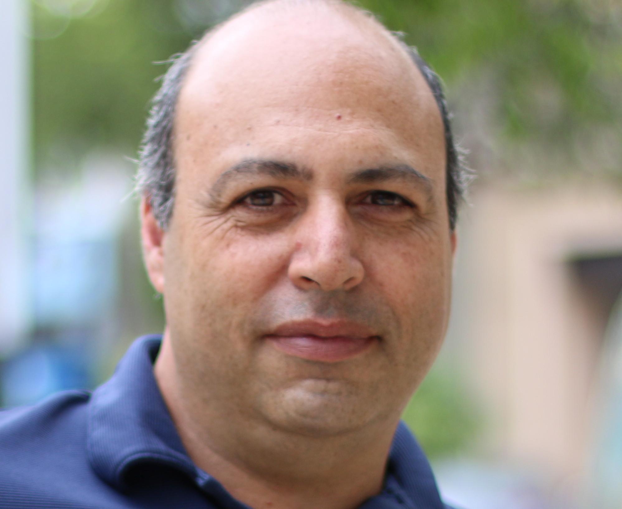 Moshik Raccah. Photo: courtesy
