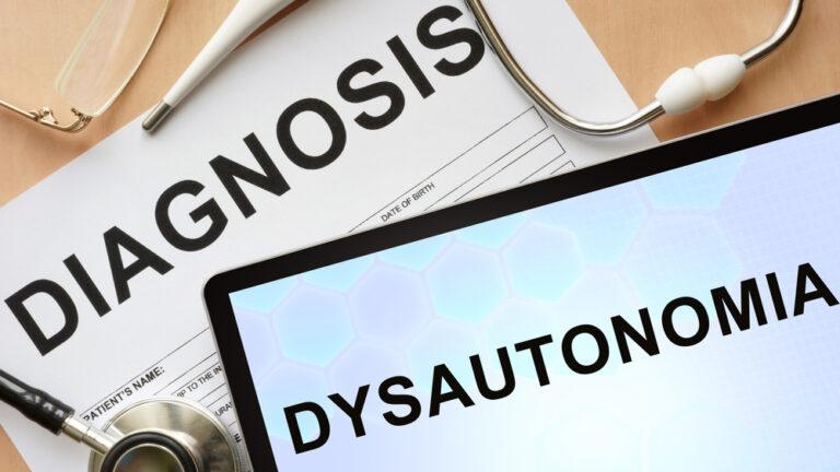 Familial dysautonomia disorder. Illustration via Shutterstock.com