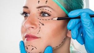 Facelift and scar repair without needles. Illustrative image by Andrey Popov/Shutterstock.com