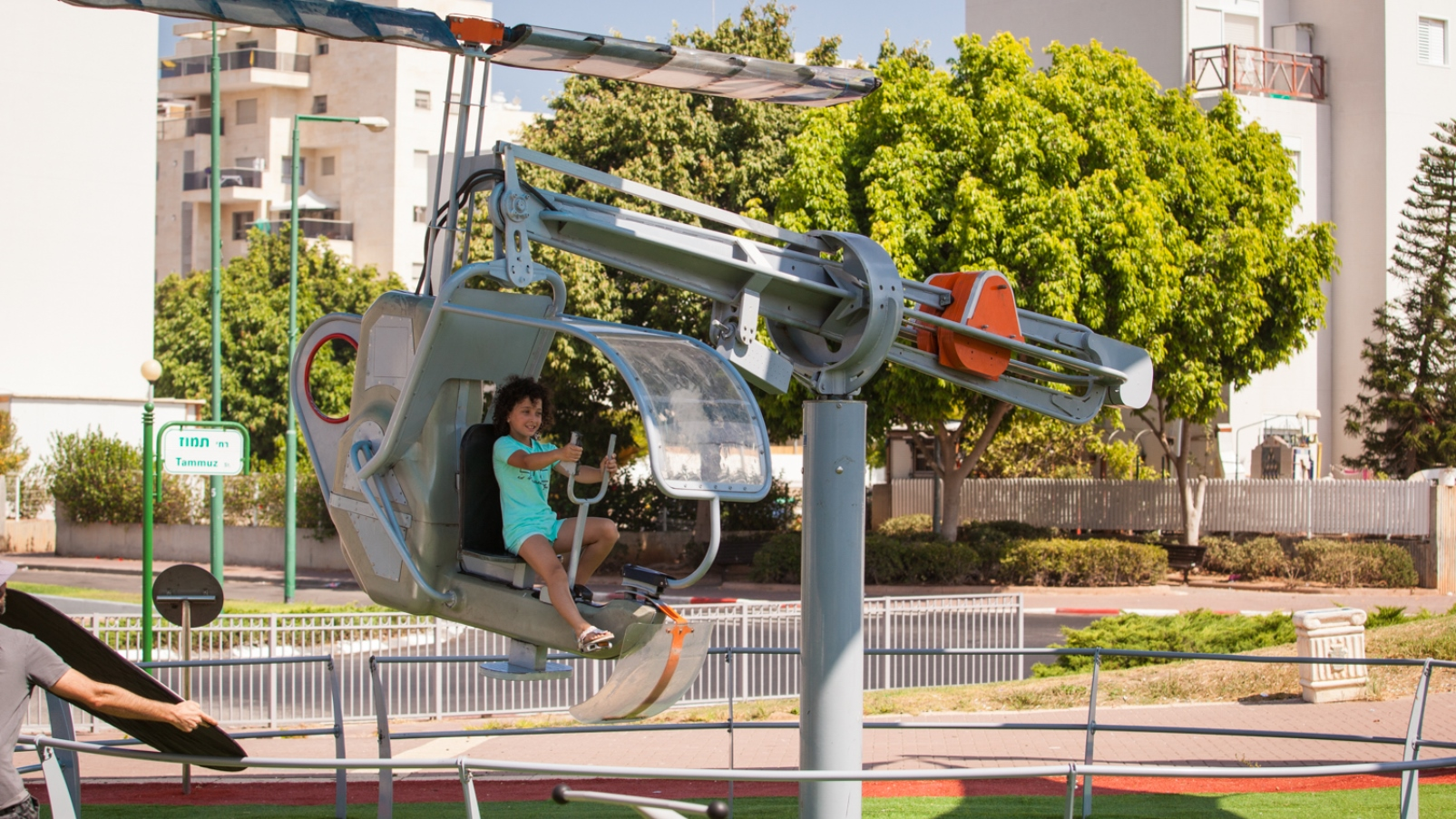 The Coolest Playground On The Planet Is Also Educational