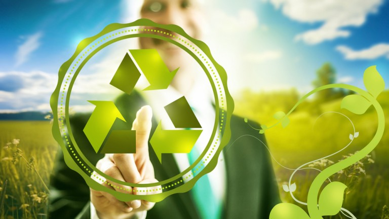 Clean technologies illustration by Shutterstock.com